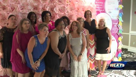 Twisted Pink gala raises money for metastatic breast cancer research