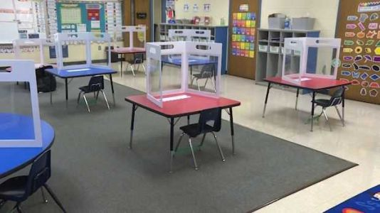 Greenville School District plans for teacher vaccinations to start next week