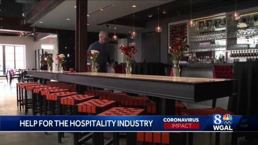 Help on way for York County hospitality businesses