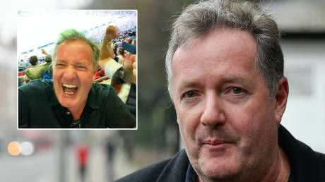 'This is the roughest I've felt': Controversial UK mouthpiece Piers Morgan reveals he caught Covid during Wembley Euro 2020 chaos