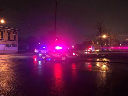 Man arrested in connection with fatal shooting at west Louisville bus stop