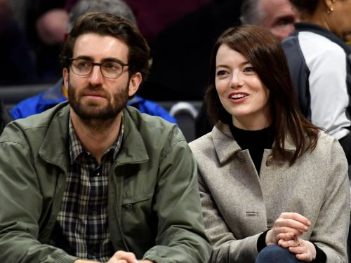 Emma Stone is engaged to 'SNL' writer Dave McCary, and her vintage-inspired ring is said to be worth at least $35,000