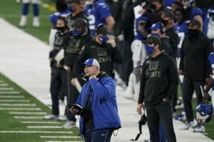 Judge offers no specifics on firing of O-Line coach Colombo