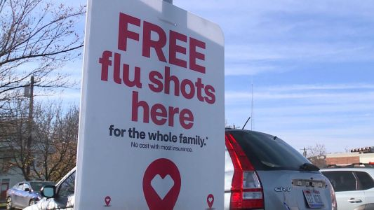Indiana reports first flu-related death of season