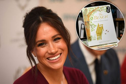 Meghan Markle shares story of 'The Bench' in first interview since Oprah