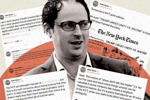 Behind Nate Silver's war with The New York Times