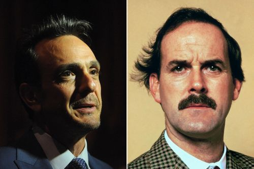 John Cleese rolls Hank Azaria hard with mock Monty Python 'apology'