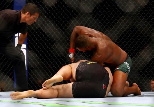 Maurice Greene announces he's been cut from UFC: 'This game is unforgiving'