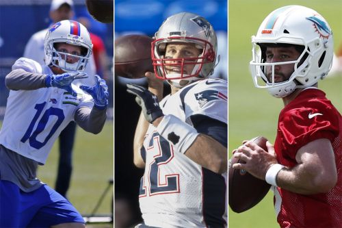 Jets to see new faces and familiar one in transitioning AFC East