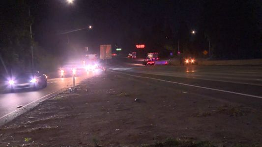 CHP: Driver shot, hit by vehicle on I-5 in Sacramento