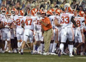 No. 1 Clemson building depth with highly touted newcomers