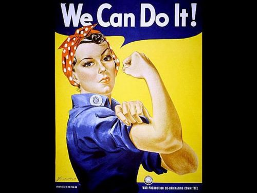 Naomi Parker Fraley, the Real Rosie the Riveter, Dies at 96
