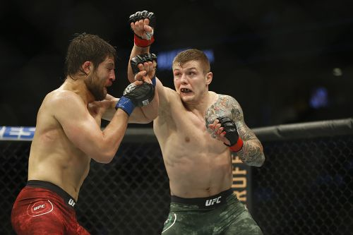 Marvin Vettori believes he's superior fighter, but Paulo Costa 'still dangerous' regardless of weight issues