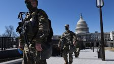 Capitol Police Boost Security In Response To Possible Plot By Militia Group