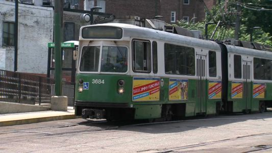 Shuttle buses to replace trolleys on Green Line branch for a month