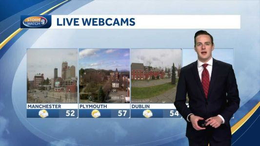 Watch: Cooler weather prevails this week