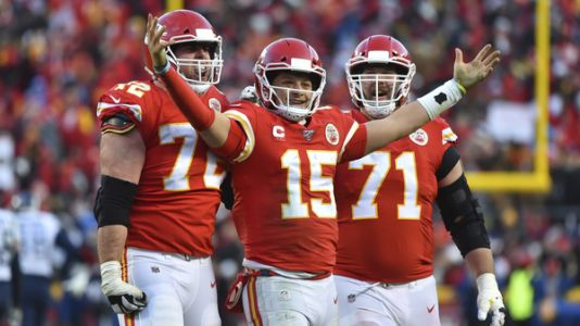 Kansas City Chiefs To Play San Francisco 49ers In Super Bowl LIV