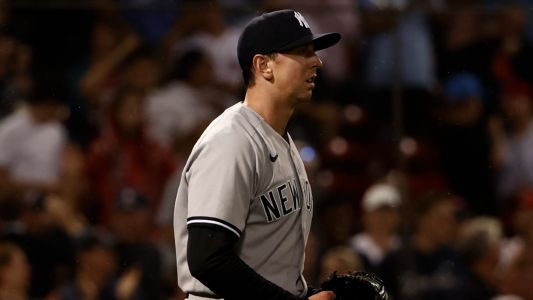 Brooks Kriske's epic meltdown vs. Red Sox costs Yankees a win, makes MLB history