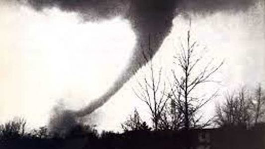 NWS confirms tornado near Fort Recovery in Mercer County