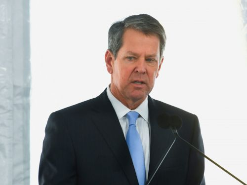 Trump says he is ashamed that he supported Georgia Gov. Brian Kemp