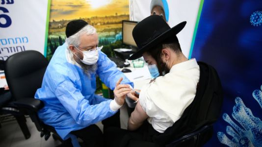 How Israel Persuaded Reluctant Ultra-Orthodox Jews To Get Vaccinated Against COVID-19
