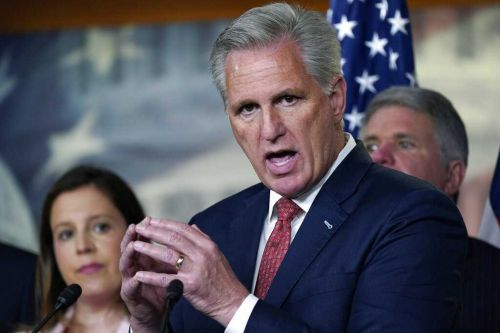 McCarthy has pulled all 5 GOP members from Jan. 6 committee after Pelosi rejected 2 of his picks