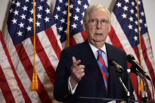 McConnell said President Trump 'fed lies' to mob about Biden election