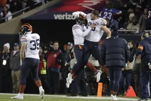 Micthell Trubisky helps Bears beat Cowboys 31-24