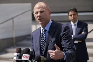 Avenatti charged with trying to extort millions from Nike