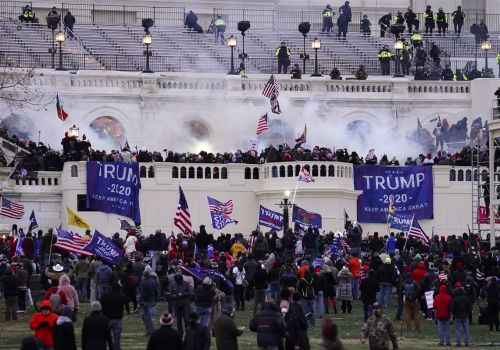 6 men, including 4 members of far-right Three Percenters group, charged in Capitol riot