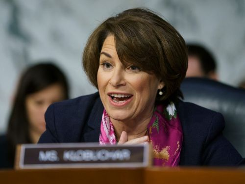 Sen. Amy Klobuchar calls Google's defense of its search dominance 'offensive' and 'defiant'