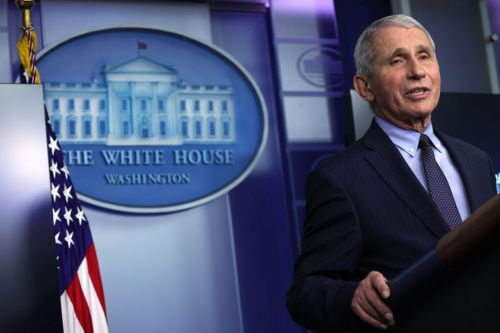 Fauci predicts 'dramatic difference' in pandemic outlook if more are vaccinated