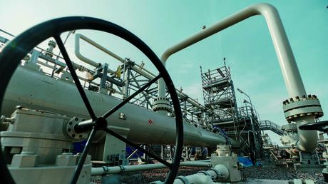 First line of Nord Stream 2 pipeline filled with gas ready for export - operator