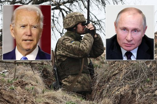 Russia plays coy with Biden's offer to meet with Putin amid tensions