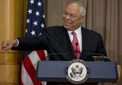 Powell praised by U.S. politicians from both parties as trailblazer, trusted adviser to presidents