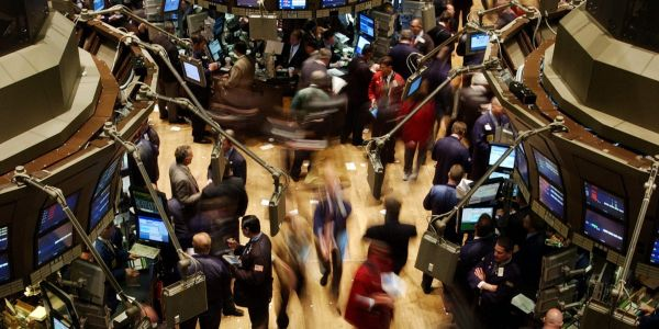 The stock market's fear gauge is hitting fresh highs days ahead of the election as COVID-19 cases surge