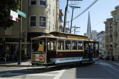 San Francisco streetcars are back but no cable cars yet