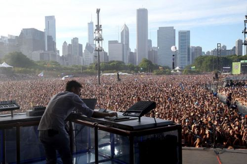 Report: Lollapalooza returning to Grant Park in late July
