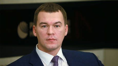 Khabarovsk politicians quit nationalist party after Putin sends fellow LDPR member from Moscow to replace popular local governor
