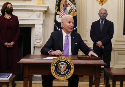 Biden order seeks stronger workplace safety rules