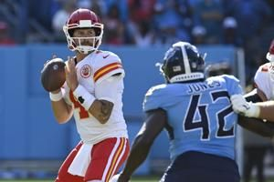 With 3-4 record, Chiefs need to figure out 1st half slumps