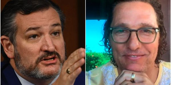 Ted Cruz says he hopes 'formidable' Matthew McConaughey doesn't run for Texas governor