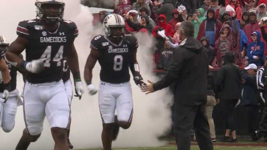 No. 9 Florida bounces back with 38-27 win over Gamecocks