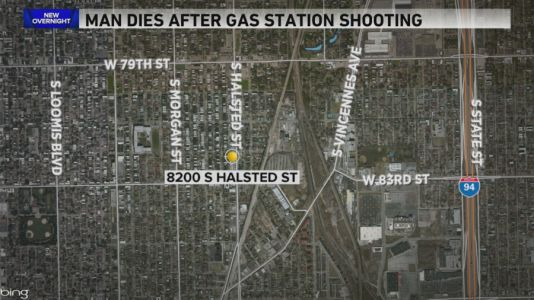 Man dies after gas station shooting on South Side