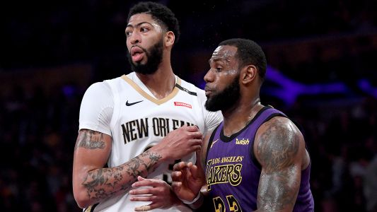 Anthony Davis trade winners and losers: Lakers give LeBron James second star; Celtics miss their target