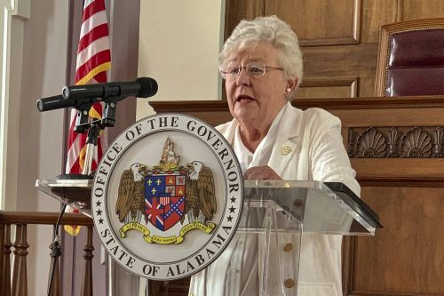 Alabama governor says 'it's time to start blaming the unvaccinated folks' as pandemic worsens