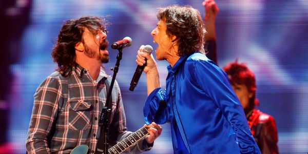 Mick Jagger and Dave Grohl join the crypto frenzy and collaborate with 3D artist Extraweg on NFT charity auction