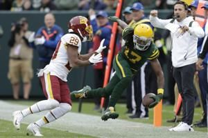 Packers try to continue proving they can win without Adams