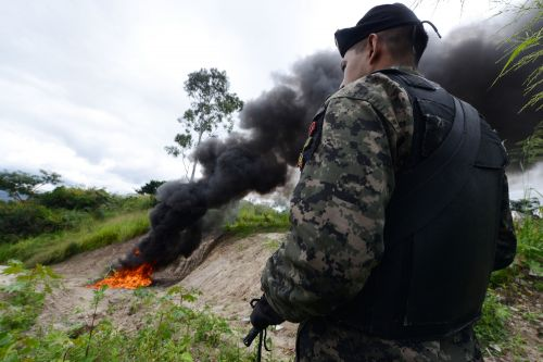 In Honduras, the U.S. War on Drugs Is Empowering Corrupt Elites
