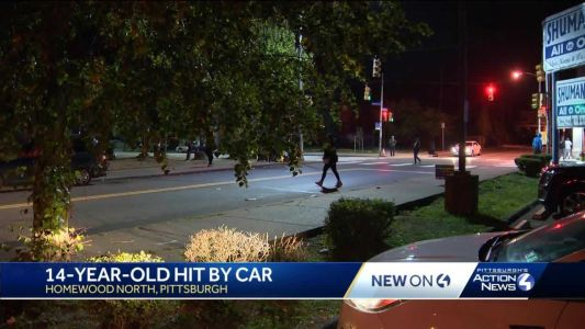 Police: Woman injured after hit-and-run in Homewood